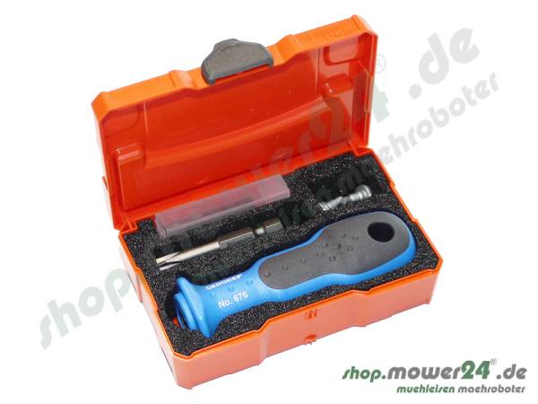 Automower® Messer Wartungs Kit Set - Mirco Systainer